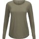 Peak Performance Epic longsleeve Dames groen